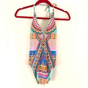 Laundry by Shelli Segal One Piece Swimsuit XS